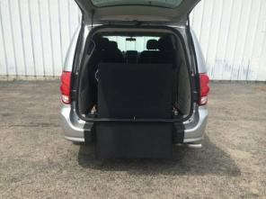 2012 Dodge Grand Caravan Handicap / Wheelchair van