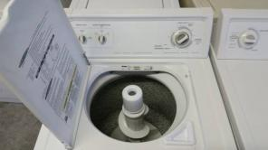 WASHERS & DRYERS LIKE NEW W/WARRANTY