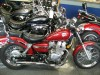 2002 Honda Rebel 250 backrest 5848 miles nice